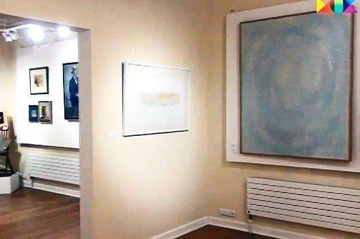 Выставка «Органическое движение в искусстве и его парадигма»