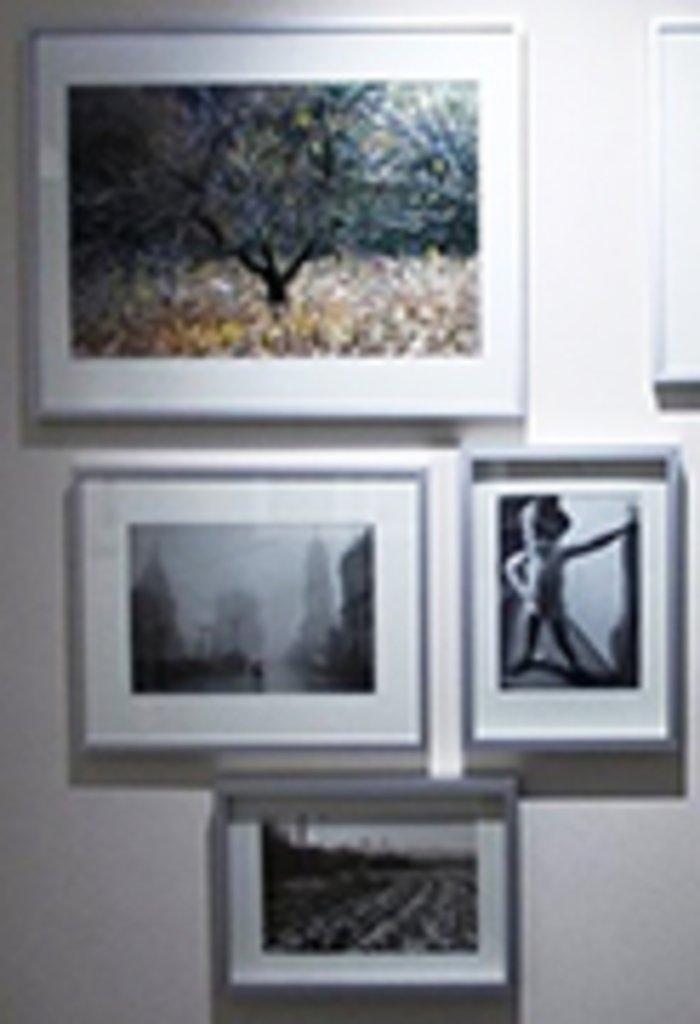 «Серебряная фотография XX-XXI вв». Постоянная экспозиция МРФ