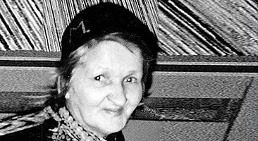 Катя (Екатерина) Ивановна Медведева