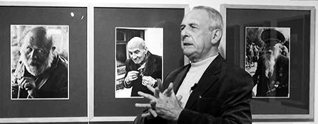 Персональная выставка Юрия Имханицкого «Серебряное время»