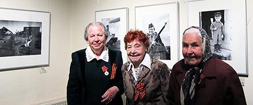 Выставка «Война-Победа» /от винтовки до атомной бомбы/
