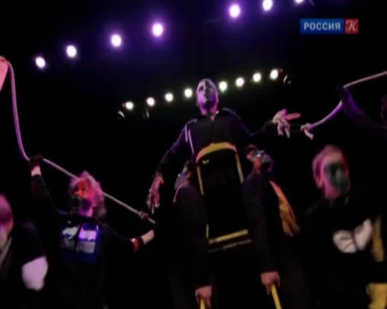 «Победа над солнцем» - опера М.Матюшина