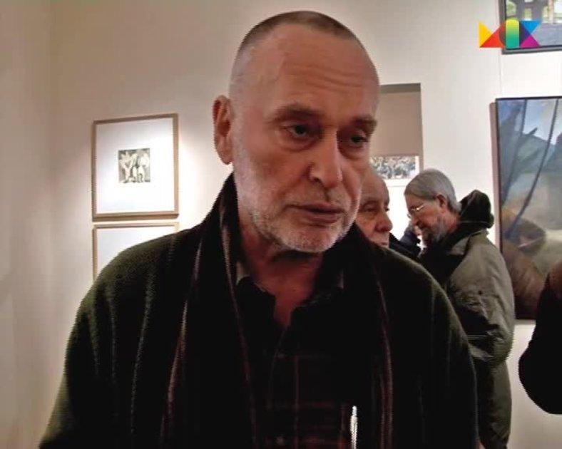 Леонид Бажанов о выставке