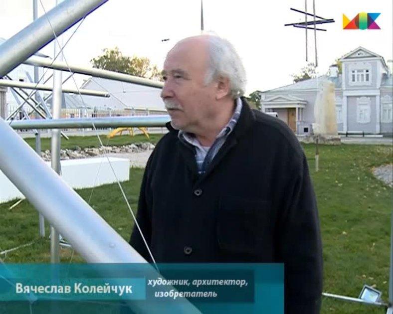 Вячеслав Колейчук - самонапряженные колокола