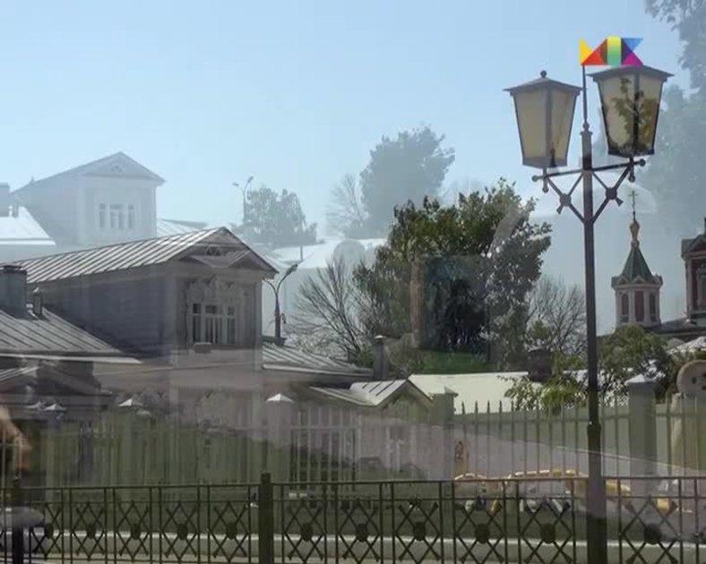 Музейный дворик