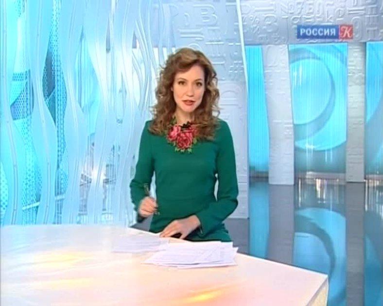 ТК «Культура» о выставке Владимира Стерлигова в МОК