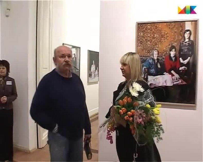 Александр Слюсарев и Анастасия Хорошилова