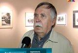 Лев Шерстенников на выставке Форпост военных корреспондентов