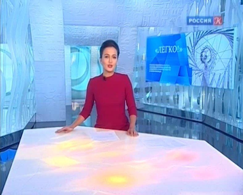 ТК «Культура» о выставке Вячеслава Колейчука «Легко!»