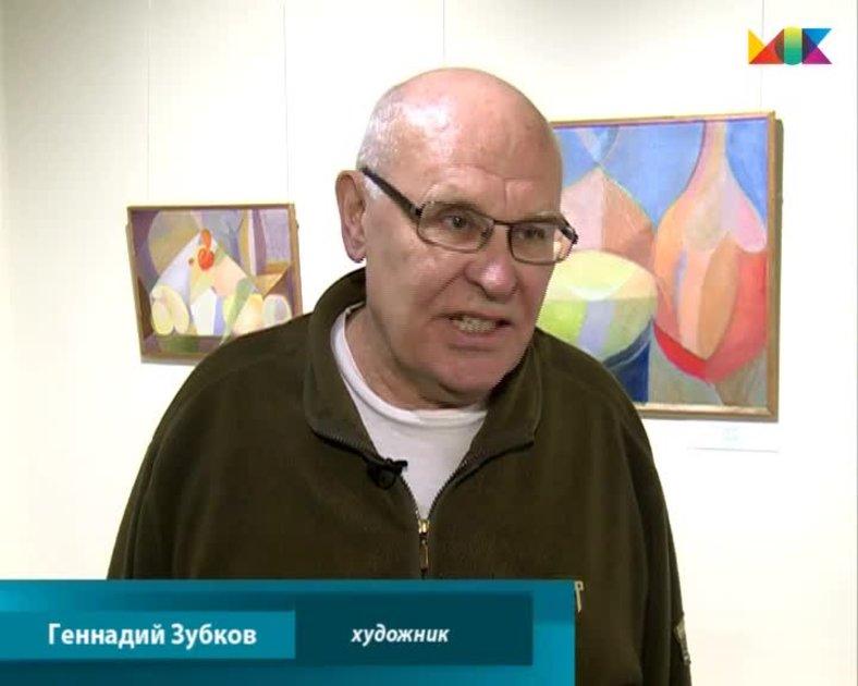 Художник Геннадий Зубков о В.В.Стерлигове