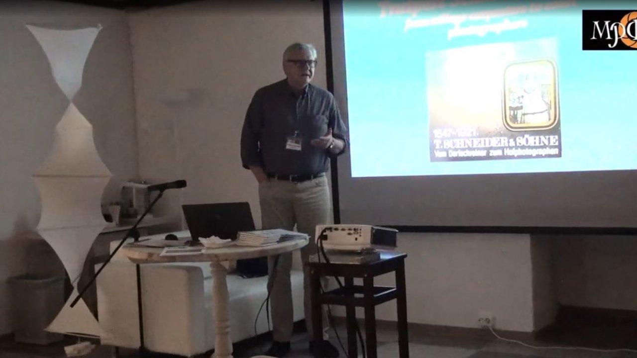 Hans Gummerbach. Presentation. «Trutpert Schneider & sons»