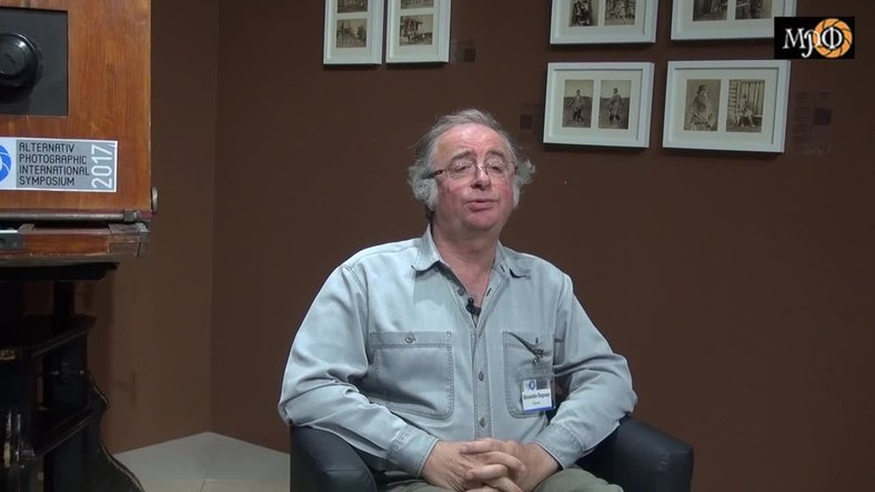 Alexandre Dupouy. Interview