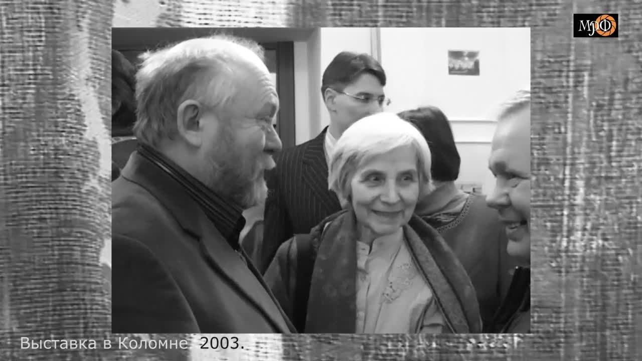 Выставка Людмилы Таболиной «Серебряный монокль»