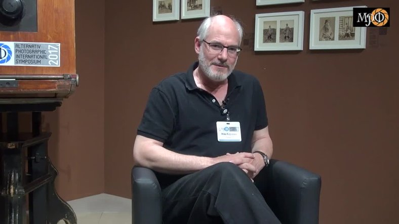Mike Robinson. Interview