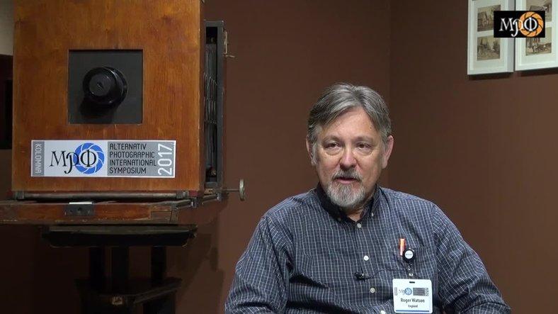 Roger Watson. Interview
