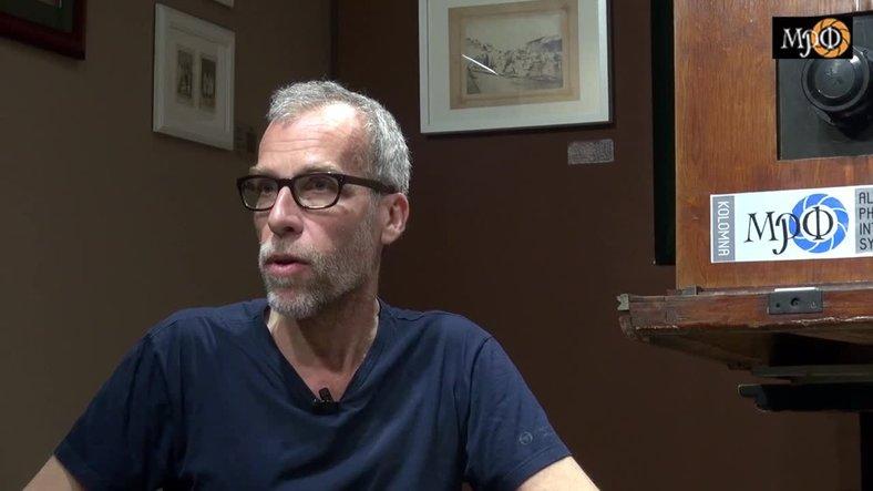 Gilles Berquet. Interview
