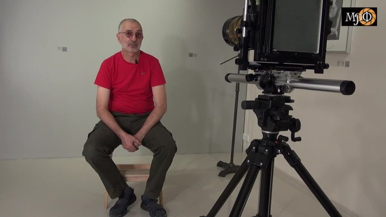 Misha Burlatskiy. Interview