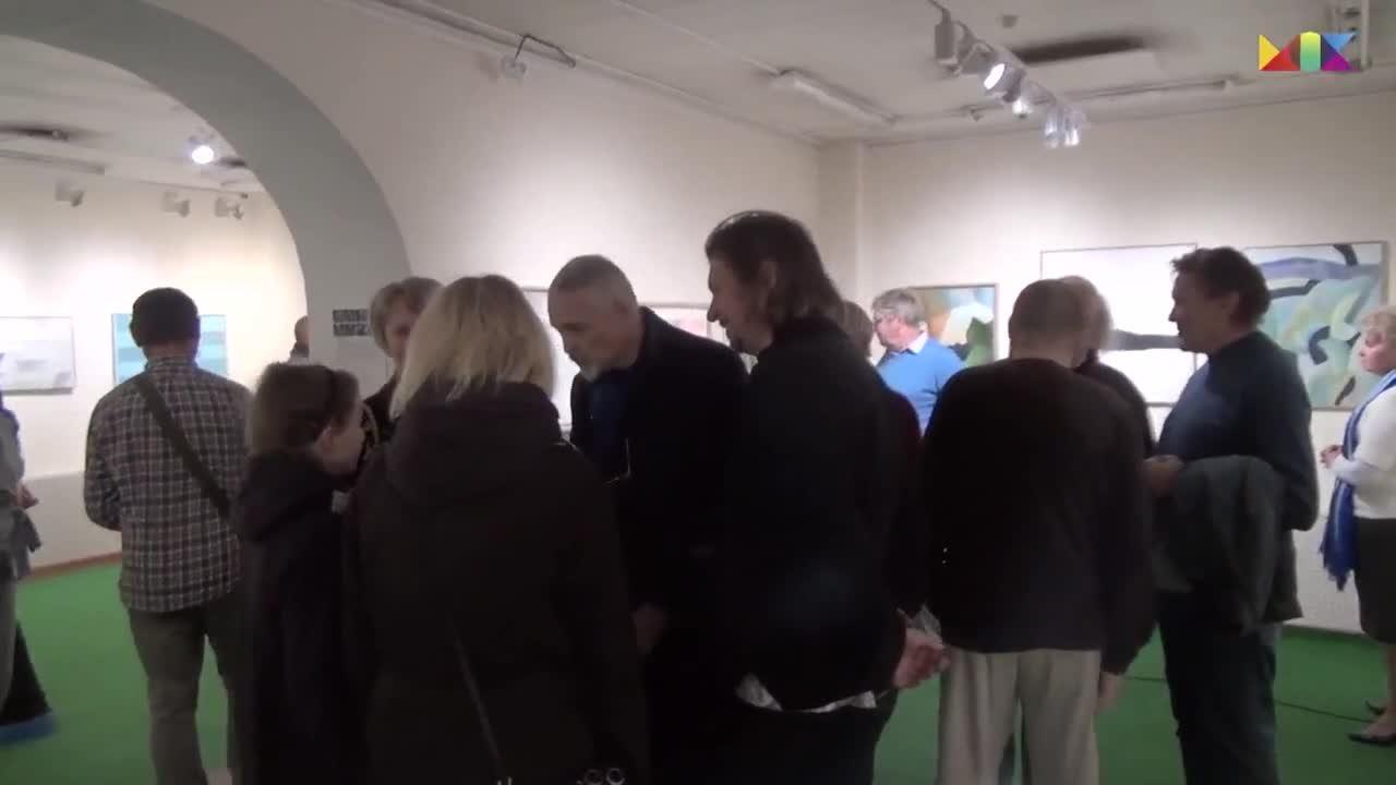 Открытие выставки «Ученики Владимира Стерлигова»