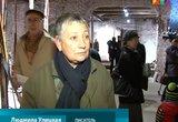 Интервью с Людмилой Улицкой. Открытие выставки Андрея Красулина «Место присутствия»